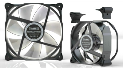Blacknoise Industrie-Ventilatoren