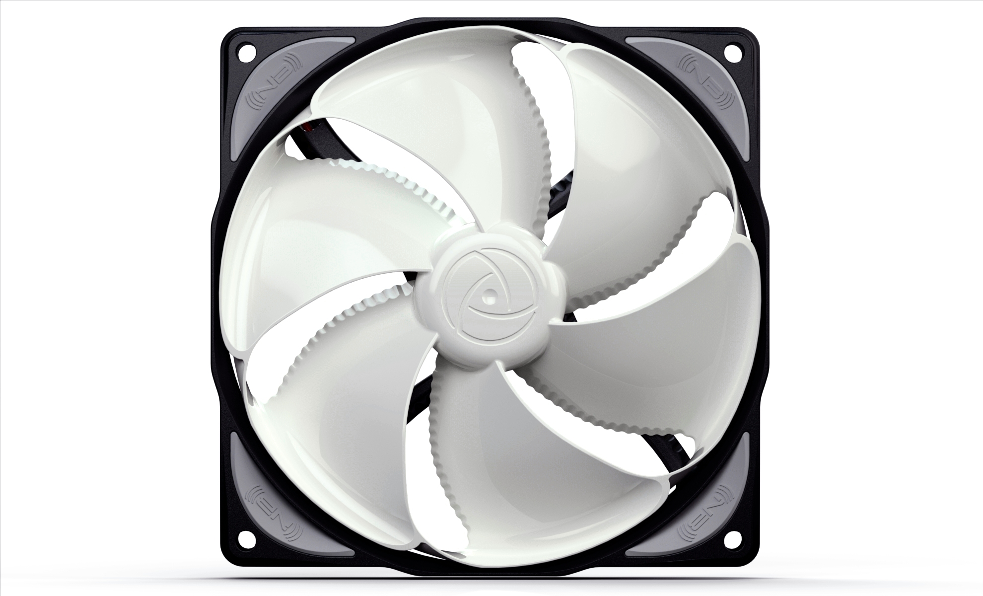 Noiseblocker Nb Eloop 120mm Two Speed Fan Wiring Diagram Note Model B12 Ps Is Also Available In Black Special Edition Name Blackedition